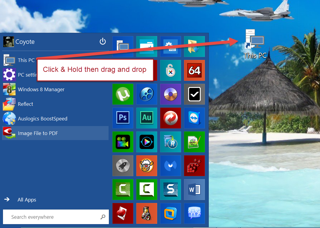 screenshot on pc windows 10