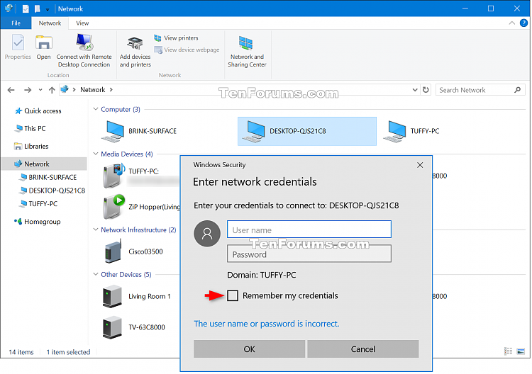 Turn On or Off Password Protected Sharing in Windows 10-password_protected_sharing_enter_network_credentials.png