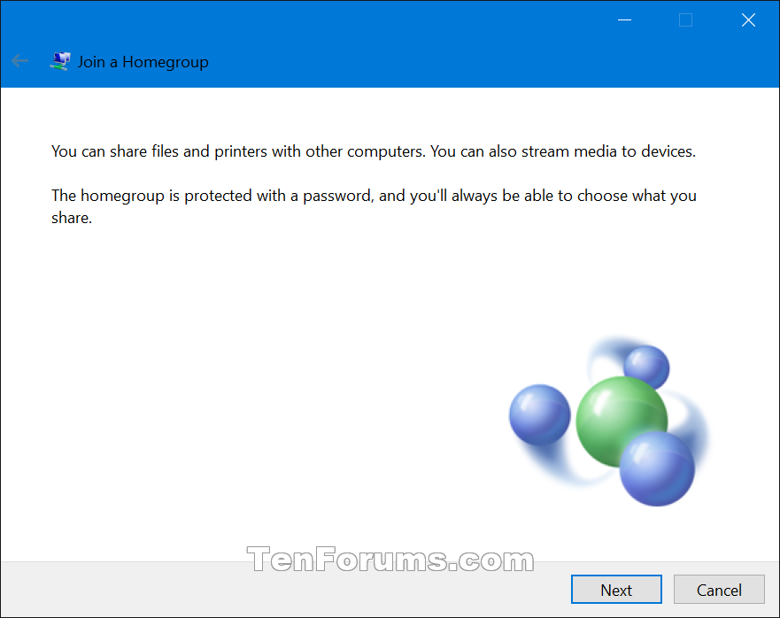 how to join homegroup windows 7 to windows 10