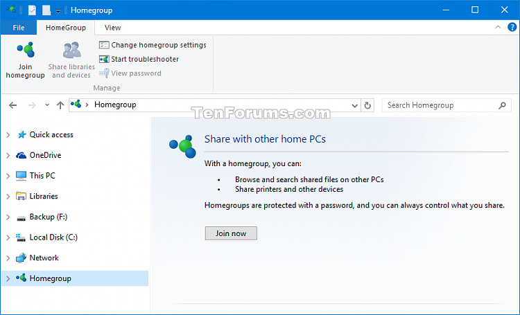 Leave Homegroup in Windows 10-leave_homegroup-4.png