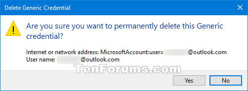 Fix Click here to enter your most recent credential in Windows 10-windows_credentials-3.png