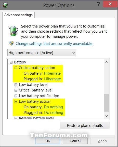 how to get hibernate option in windows 10