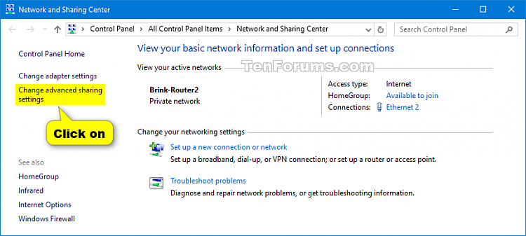 Change File Sharing Encryption Level in Windows 10-file_sharing_encryption_network_and_sharing_center-1.png