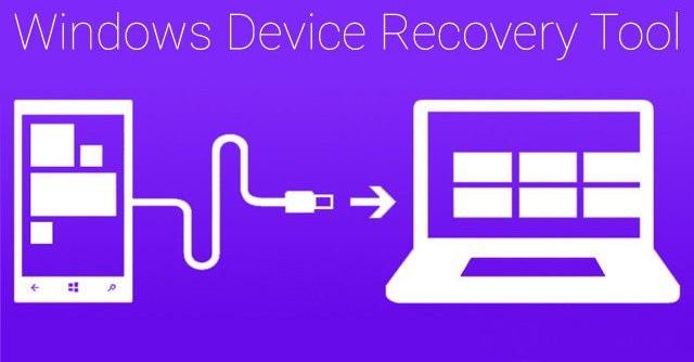 скачать программу Windows Device Recovery Tool - фото 3