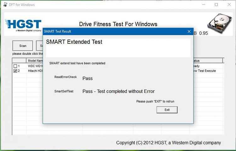 Click image for larger version.  Name:SMART Extened Test Hitachi HDS721010DLE630 (E&Z drives).JPG Views:197 Size:61.8 KB ID:81275