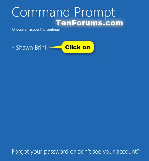how to change local account administrator name on windows 10