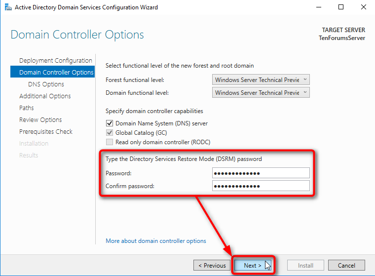 Windows Server 2016 - Setup Local Domain Controller | Tutorials