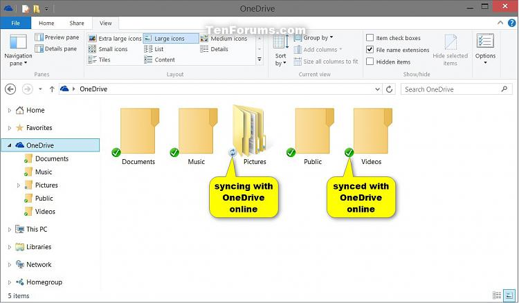 Click image for larger version.  Name:OneDrive_Folder.jpg Views:21002 Size:114.8 KB ID:8255