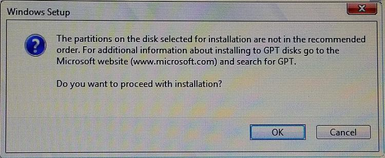 Click image for larger version.  Name:Windows 10 (Also 8) - Install Error when using non-MS {recommended} Partition Structure.jpg Views:62 Size:153.8 KB ID:82812