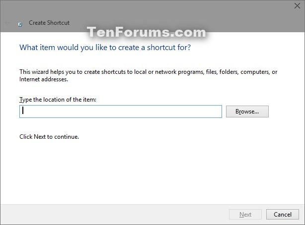 Create OneDrive folder Shortcut in Windows 10-new_shortcut-1.jpg