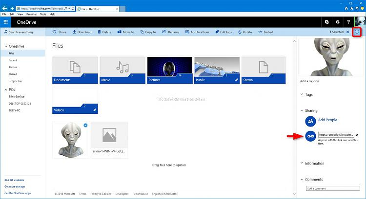 Share OneDrive Files and Folders-onedrive_oneline_get_link-4.jpg
