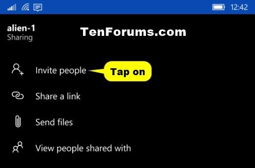 Name:  Windows_10_Mobile_OneDrive_Invite_people-1.jpg Views: 1546 Size:  20.1 KB