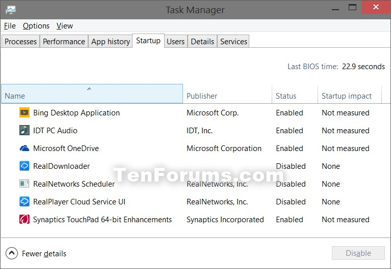 Open Task Manager in Windows 10 - Windows 10 Performance ...