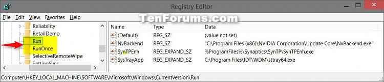 Click image for larger version.  Name:Startup_Registry.jpg Views:1453 Size:72.2 KB ID:8381