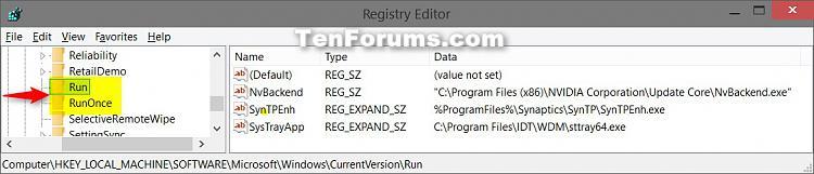 Click image for larger version.  Name:Startup_Registry.jpg Views:2236 Size:72.2 KB ID:8381