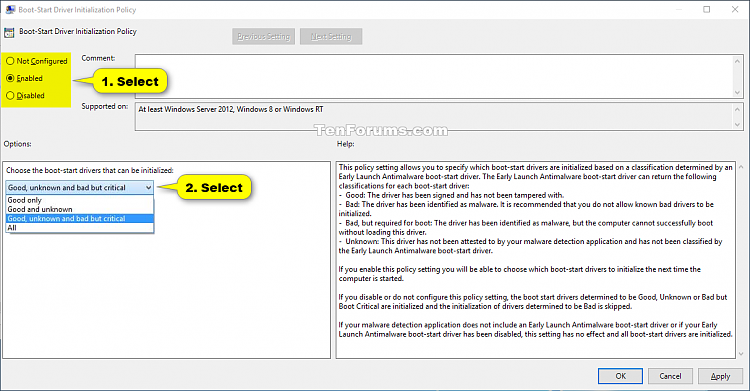 Configure Early Launch AntiMalware Boot-Start Driver Policy-early_launch_antimalware_boot-start_driver_policy-2.png