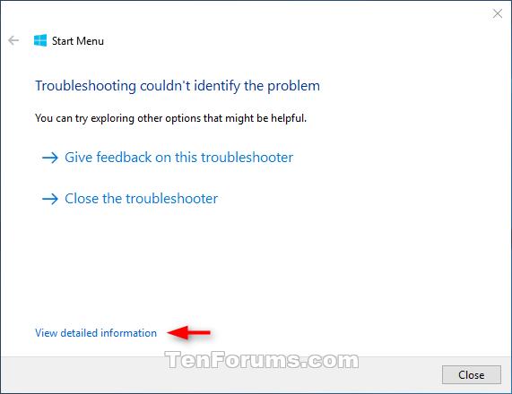 Name:  W10_Start_Menu_Troubleshooter-3.png Views: 10827 Size:  15.2 KB