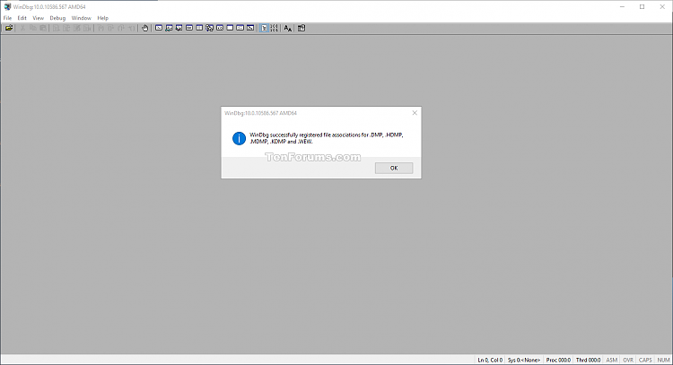 Install and Configure WinDBG for BSOD Analysis-sdk.png