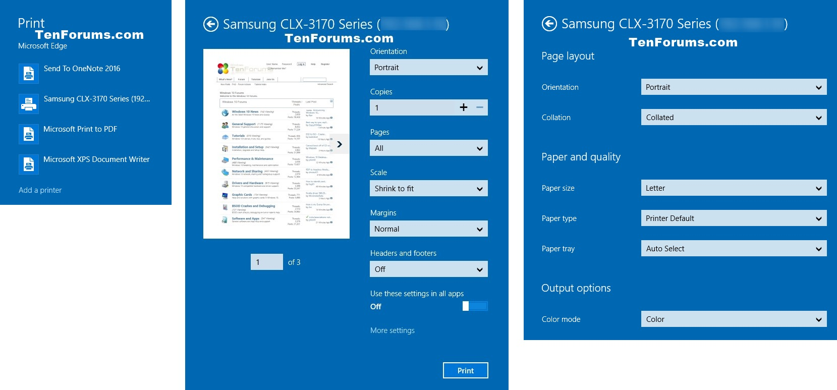 Color printing in windows 10 - Click Image For Larger Version Name Metro_print_dialog Jpg Views 520 Size