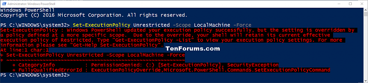 Change PowerShell Script Execution Policy in Windows 10-message.png