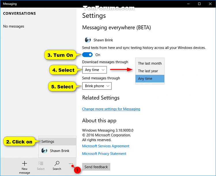 Turn On or Off Messaging Everywhere in Windows 10 PC and Mobile-w10_messaging_everywhere-1.png