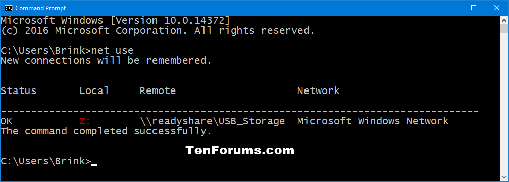 map network drive in windows 10 windows 10 network sharing tutorials