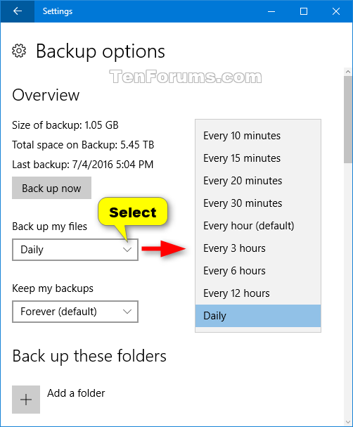 Change how Often to Save File History in Windows 10-file_history_schedule_settings-1.png