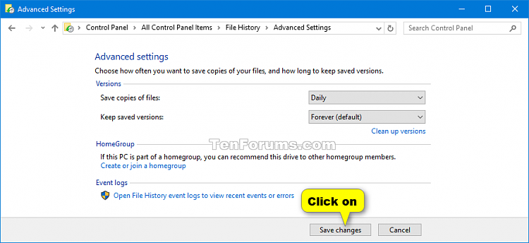 Change how Often to Save File History in Windows 10-file_history_settings-2.png
