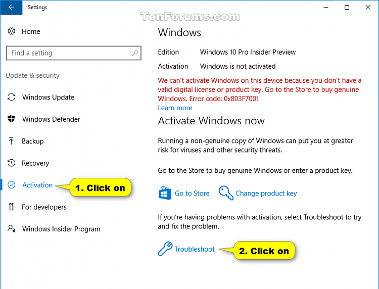 Click image for larger version.  Name:W10_Activation_Troubleshooter-1.png Views:630 Size:46.4 KB ID:88505