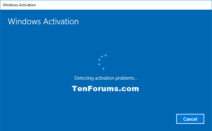 Click image for larger version.  Name:W10_Activation_Troubleshooter-3.png Views:72 Size:8.6 KB ID:88507