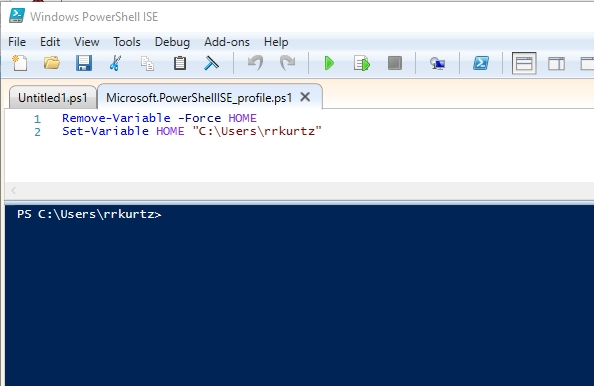 PowerShell PackageManagement (OneGet) - Install Apps from Command Line-psiseprofnorm.jpg