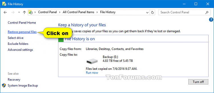 Restore Files or Folders from File History in Windows 10-file_history_control_panel.png
