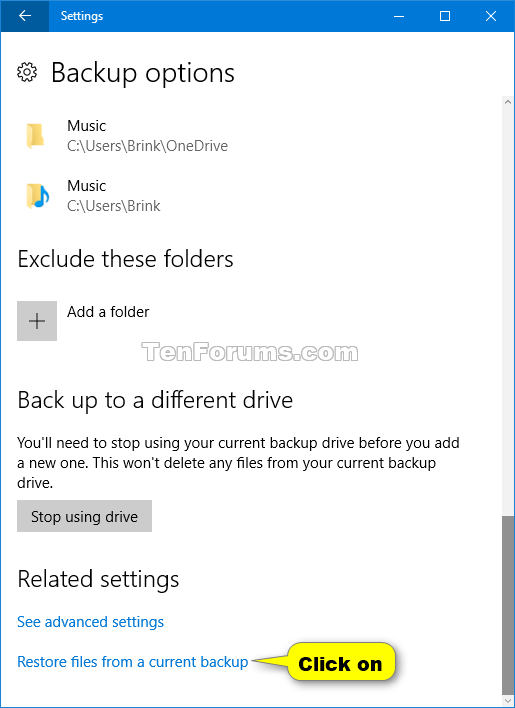 Restore Files or Folders from File History in Windows 10-file_history_settings-2.png