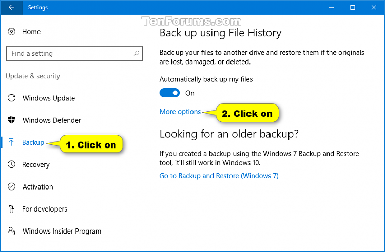 Backup Files and Folders with File History in Windows 10-backup_file_history_settings-1.png