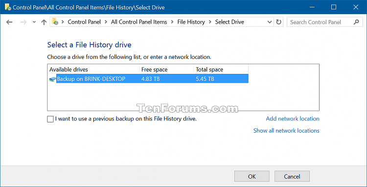 Recommend File History Drive to Homegroup in Windows 10-file_history_recommended_drive-1.png