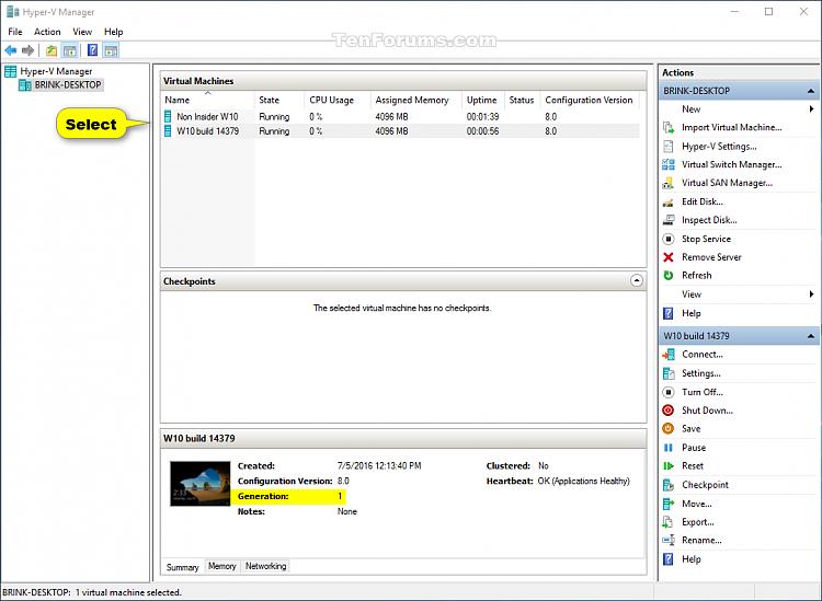 Click image for larger version.  Name:Hyper-V_Manager-1.png Views:740 Size:72.5 KB ID:90477