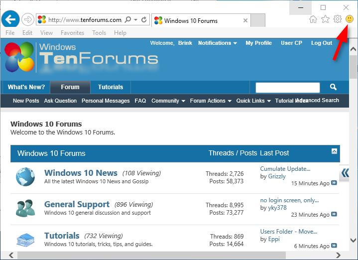 Remove Internet Explorer Send Feedback Smiley Button-ie_send_feedback_smiley.png