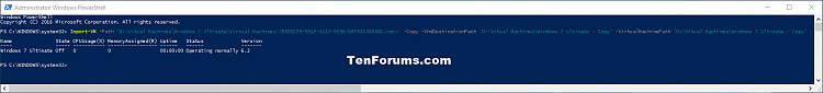 Click image for larger version.  Name:PowerShell_Restore_Hyper-V.png Views:42 Size:19.5 KB ID:90929