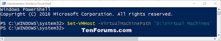 Change Hyper-V Virtual Machines Default Folder in Windows 10-hyper-v_virtual_machines_powershell-1.png