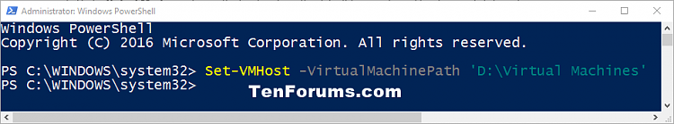 Click image for larger version.  Name:Hyper-V_Virtual_Machines_PowerShell-1.png Views:75 Size:14.8 KB ID:91120