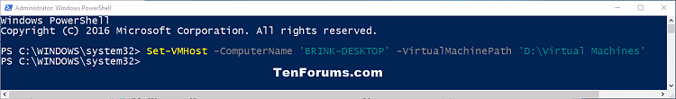 Click image for larger version.  Name:Hyper-V_Virtual_Machines_PowerShell-2.png Views:51 Size:19.2 KB ID:91121