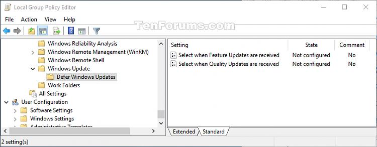 Click image for larger version.  Name:W10_defer_updates_gpedit.png Views:55 Size:28.9 KB ID:91899