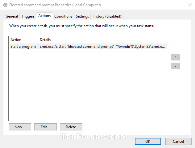 Create Elevated Shortcut without UAC prompt in Windows 10-elevated_task_shortcut-7b.png