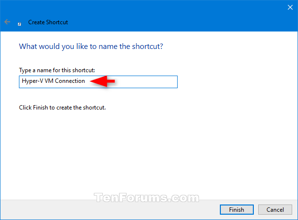 Name:  Hyper-V_VM_Connection_shortcut-2.png