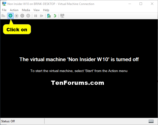 Use Local Devices and Resources on Hyper-V Virtual Machine in