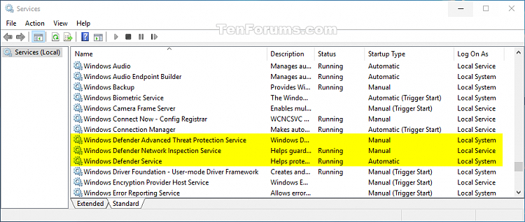 Turn On or Off Real-time Protection for Microsoft Defender Antivirus-wd_services.png