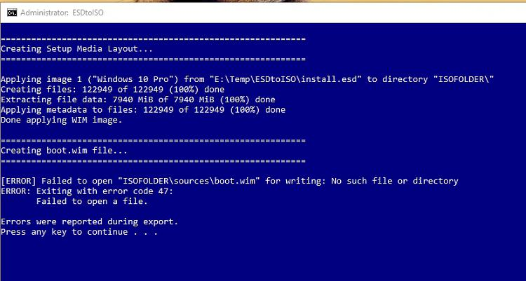 ESD to ISO - Create Bootable ISO from Windows 10 ESD File-esdtoiso-error-w10-anv.jpg