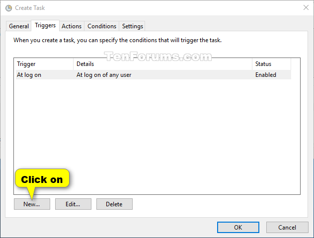 Enable or Disable Lock Screen in Windows 10 | Tutorials