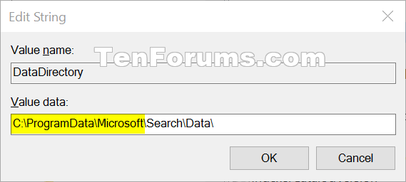 Change Search Index Location in Windows 10-index_location_registry-2.png