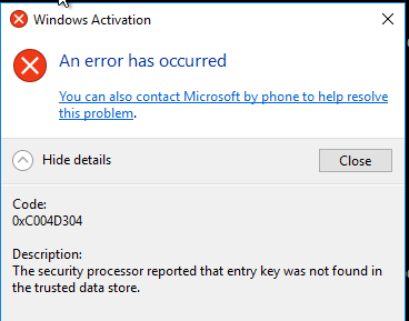 Customize Windows 10 Image in Audit Mode with Sysprep-error2.png